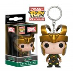 Pocket Pop! Keychain: Marvel - Loki