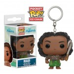 Pocket Pop! Keychain: Moana - Maui