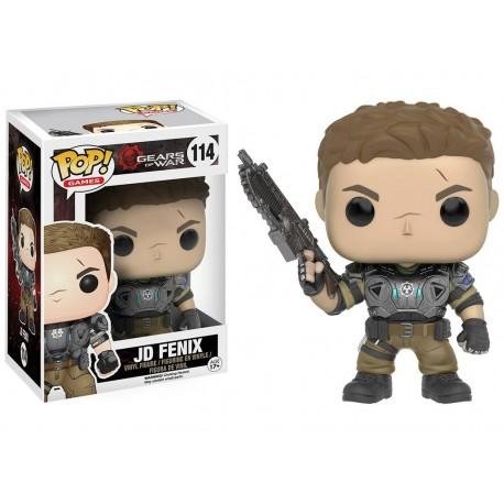 Pop! Games: Gears Of War - JD Fenix
