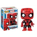Pop! Marvel: Spiderman Limited Red & Black
