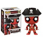 Pop! Marvel: Deadpool - Deadpool Pirate