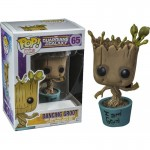 Pop! Marvel: Guardians Of The Galaxy - Dancing Groot I am Groot Edition