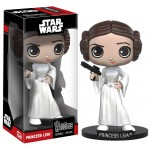 Bobblehead 18cm: Star Wars - Princess Leia Wobbler