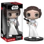 Bobblehead 18cm: Star Wars - Princess Leia Wobbler