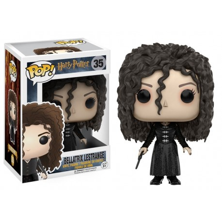 Pop! Movies: Harry Potter - Bellatrix Lestrange