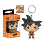 Pocket Pop! Keychain: Dragonball Z - Goku