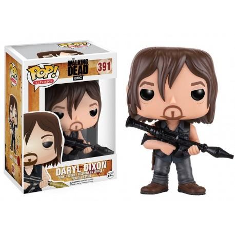 Pop! TV: The Walking Dead - Daryl Dixon With Rocket Launcher