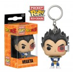 Pocket Pop! Keychain: Dragonball Z - Vegeta