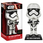 Bobblehead 18cm: Star Wars - First Order Stormtrooper