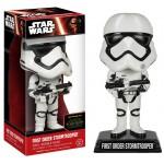 Bobblehead 18cm: Star Wars - First Order Stormtrooper