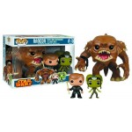 Pop! Star Wars: Rancor Set