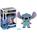 Pop! Disney: Lilo And Stitch - Stitch Flocked