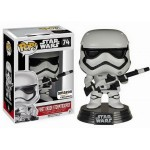 Pop! Star Wars: First Order Stormtrooper With Blaster