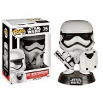 Pop! Star Wars: First Order Stormtrooper With Shield
