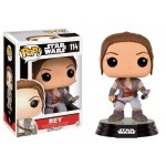 Pop! Star Wars: Rey Final Scene