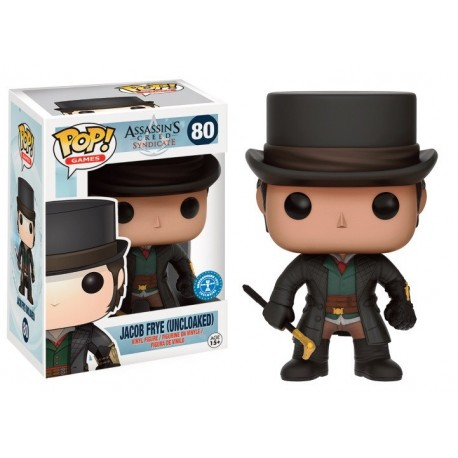 Pop! Games: Assassin's Creed - Jacob Frye Uncloacked