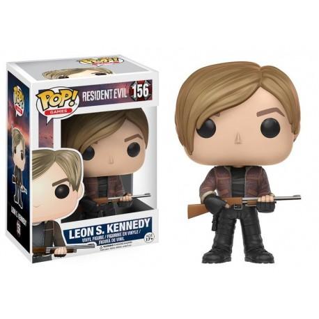 Pop! Games: Resident Evil - Leon S. Kennedy