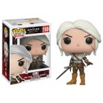 Pop! Games: The Witcher - Ciri