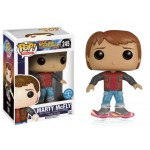 Pop! Movies: Back To The Future - Marty McFly On Overboard