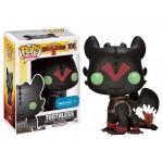 Pop! Movies: How To Train Your Dragon - Toothless Racing Stripes