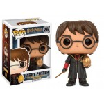 Pop! Movies: Harry Potter - Harry Potter Triwizard With Egg
