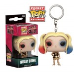 Pocket Pop! Keychain: Suicide Squad - Harley Quinn In Gown