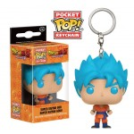 Pocket Pop! Keychain: Dragonball Z - Goku Super Sayan God