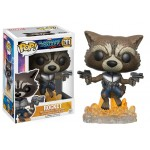 Pop! Marvel: Guardians Of The Galaxy Vol. 2 - Rocket