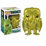 Pop! Books: HP Lovecraft - Cthulhu Metallic Limited