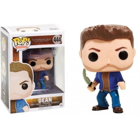 Pop! TV: Supernatural - Dean With Knife Limited