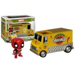 Pop! Rides: Marvel - Deadpool's Chimichanga Truck