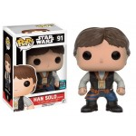 Pop! Star Wars: Han Solo Ceremony Limited