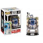 Pop! Star Wars: R2-D2 Jabba's Skiff Limited