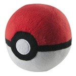 Peluche - Pokemon XY - Pokeball 12cm