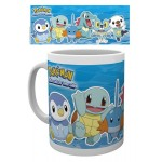 Mug - Pokemon - Water Partners 290ml
