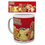 Mug - Pokemon - Fire Partners 290ml