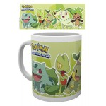 Mug - Pokemon - Grass Partners 290ml