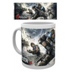 Mug - Gears Of War - Game Cover GOW4 290ml