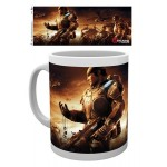 Mug - Gears Of War - Key Art 2 290ml