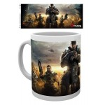Mug - Gears Of War - Key Art 3 290ml