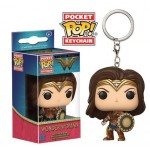Pocket Pop! Keychain: Wonder Woman Movie - Wonder Woman