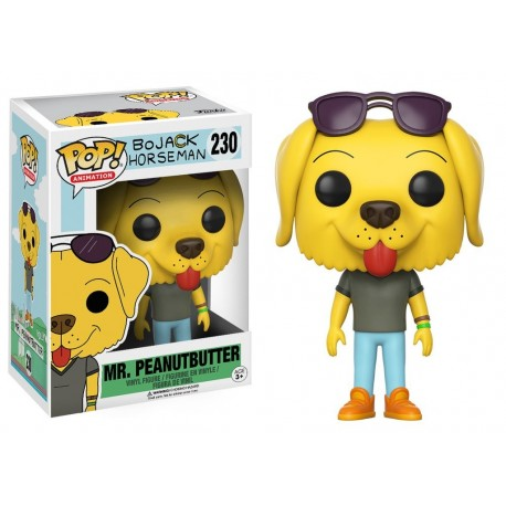 Pop! Animation: BoJack Horseman - Mr. Peanutbutter