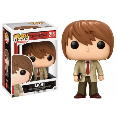Pop! Animation: Death Note - Light