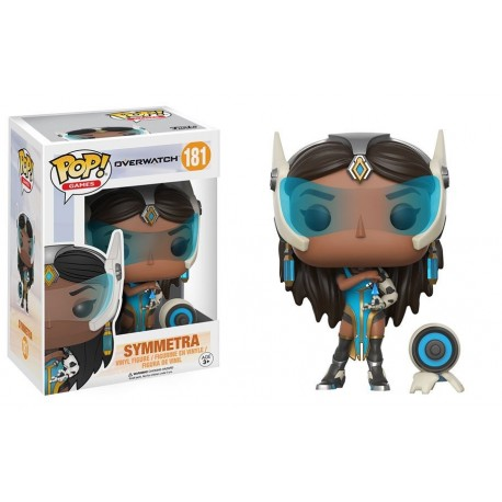 Pop! Games: Overwatch - Symmetra