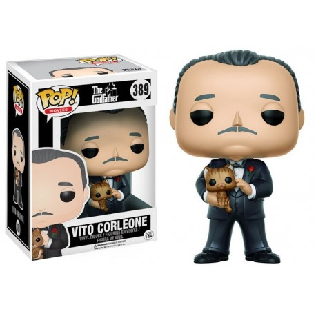 Pop! Movies: The Godfather - Vito Corleone