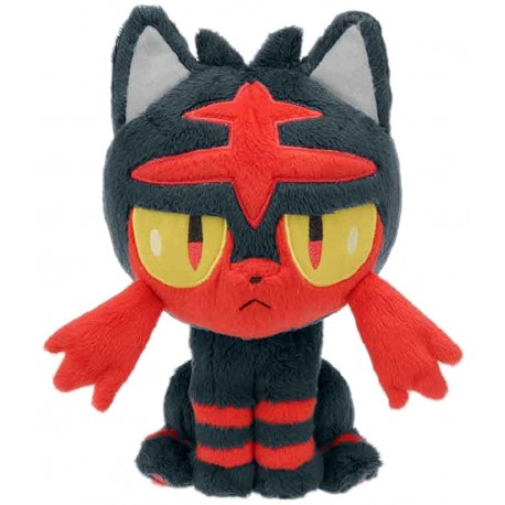 Peluche - Pokemon - Flamiaou 20cm