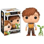 Pop! Movies: Fantastic Beasts And Where To Find Them - Newt Scamander & Pickett