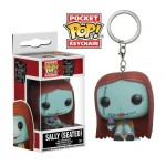 Pocket Pop! Keychain: Disney - Seated Sally