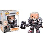 Pop! Games: Overwatch - Reinhardt Unmasked Limited 6""