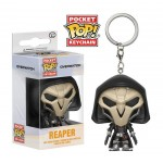 Pocket Pop! Keychain: Overwatch - Reaper